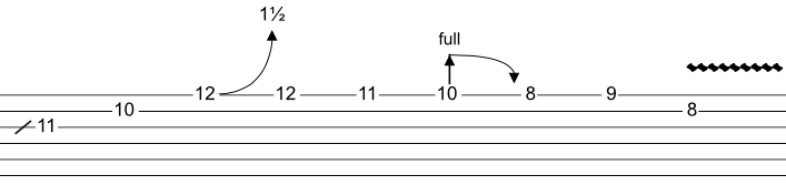 1-12-tone-bends