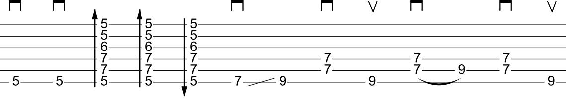 Chord Fill